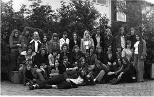 Klasse R10d - Entlassung 1974